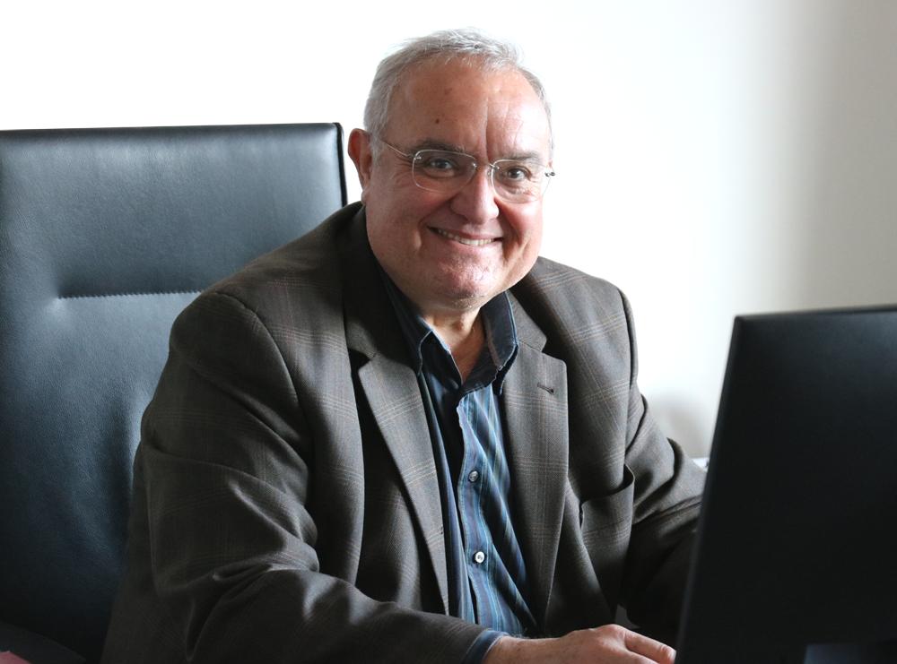 François PALUMBO, le nouveau directeur de l'IUT de Chambéry.